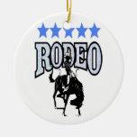 Rodeo Ornament