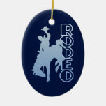 RODEO ornament, customize