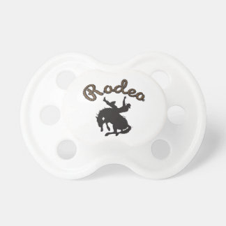 Rodeo Pacifier