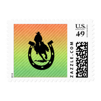Rodeo Postage Stamps