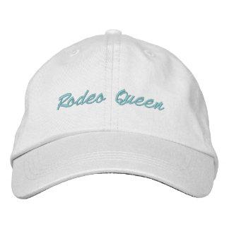 Rodeo Queen Cap