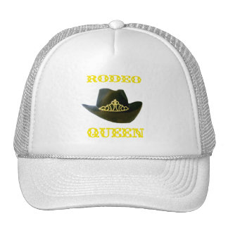 Rodeo Queen Cap Trucker Hat
