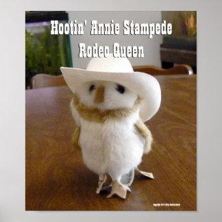 Rodeo Queen Poster