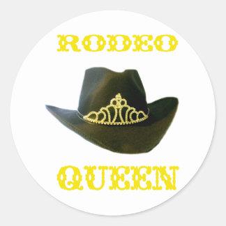 Rodeo Queen Stickers