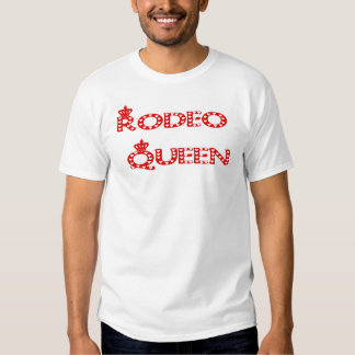 Rodeo Queen Tote Bag Shirt