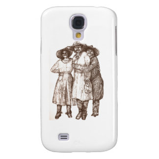 Rodeo Queens Galaxy S4 Cover