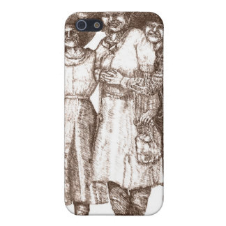 Rodeo Queens iPhone SE/5/5s Cover