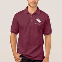 Rodeo: Ride 'Em Cowboy! Polo Shirt