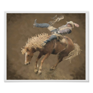 Rodeo Rider Poster