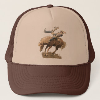 Rodeo Rider Trucker Hat