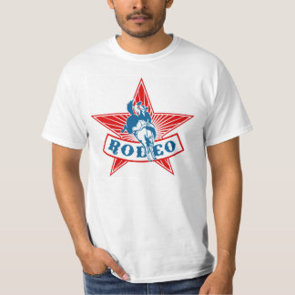 Rodeo Star Cowboy Value T-Shirt