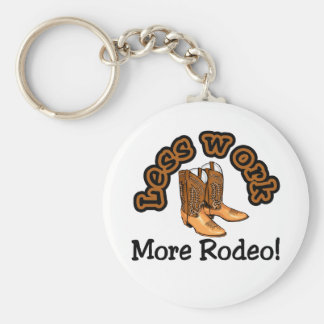 Rodeo T-shirts and Gifts. Keychain