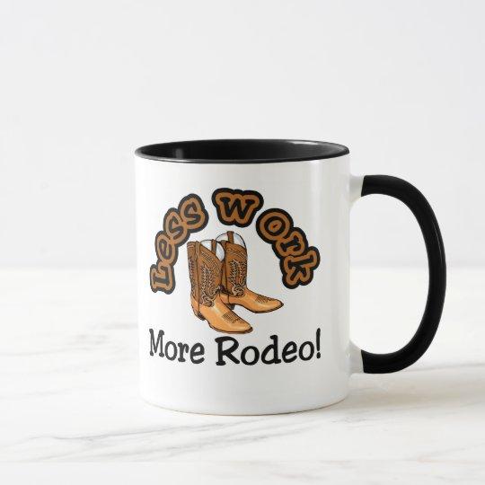 Rodeo T-shirts and Gifts. Mug
