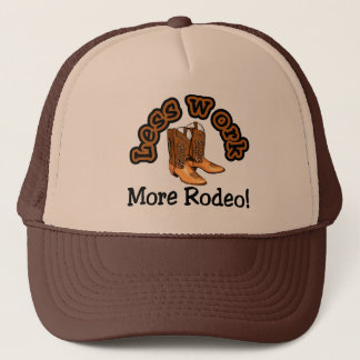 Rodeo T-shirts and Gifts. Trucker Hat