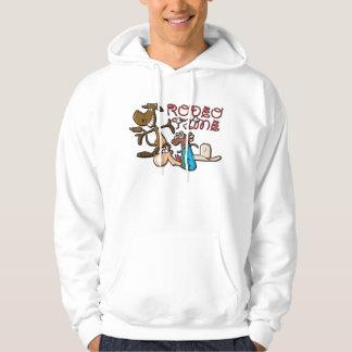 Rodeo Time Hooded Sweatshirt