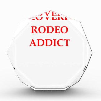 RODEOS ACRYLIC AWARD