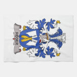 Roder Family Crest Hand Towel