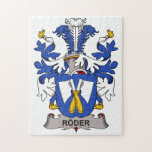 Roder Family Crest Puzzles