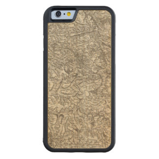 Rodez Carved Maple iPhone 6 Bumper Case