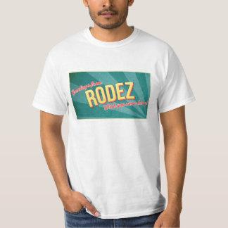 Rodez Tourism T-Shirt