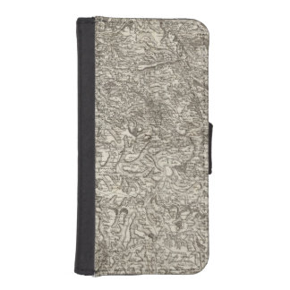 Rodez Wallet Phone Case For iPhone SE/5/5s