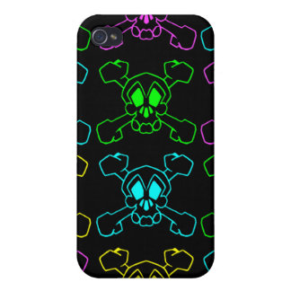 rodger alegre iPhone 4 protectores