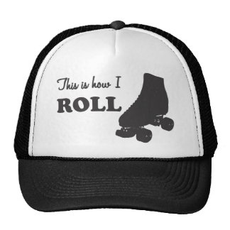 Rodillo Derby - éste es cómo ruedo Gorro De Camionero