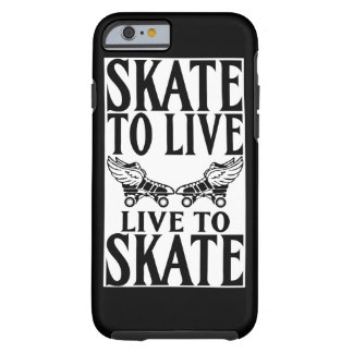 Rodillo Derby, patín a vivir vivo para patinar Funda Resistente iPhone 6