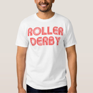 Rodillo Derby Playeras