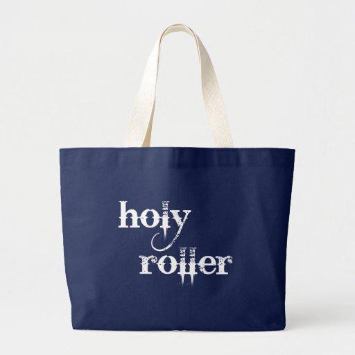 Rodillo santo bolsa de mano