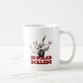 Rodillos bipolares taza de café