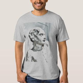 Rodin Bust Scultpure T-Shirt