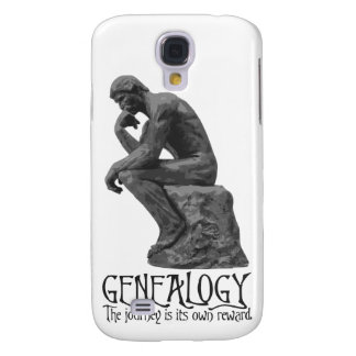 Rodin s Thinker - Journey Is Its own Reward Samsung Galaxy S4 Covers