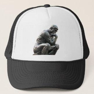 Rodin Thinker - Thinking Cap Hat