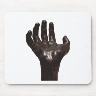 Rodin's Hand Mouse Pad