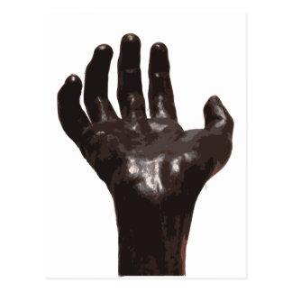 Rodin's Hand Postcards