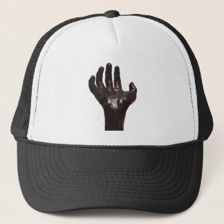 Rodin's Hand Trucker Hat