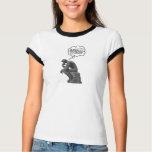 Rodin's Thinker - Cousins T-Shirt