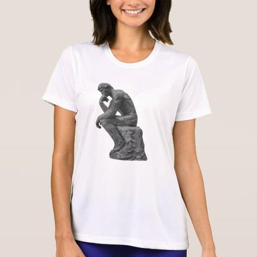 Rodin's Thinker Tee Shirts