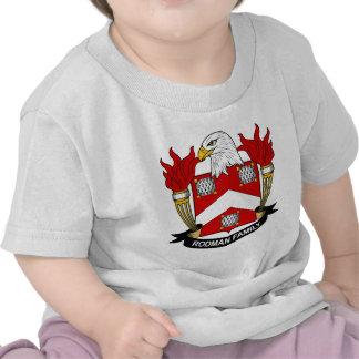 Rodman Family Crest Shirt