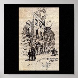Rodney Place Canvas Poster