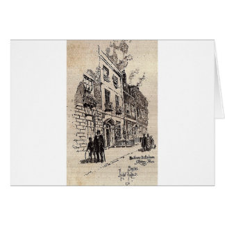 Rodney Place Greeting Card