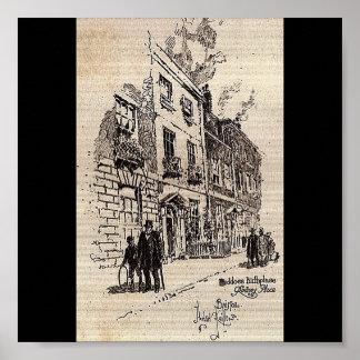Rodney Place Print