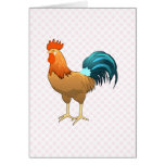 Rodney Rooster Greeting Card