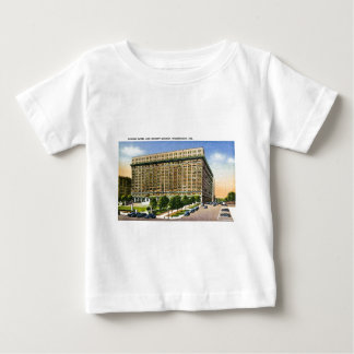 Rodney Square, Wilmington Delaware Baby T-Shirt