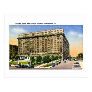 Rodney Square, Wilmington Delaware Post Cards