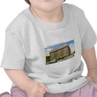 Rodney Square, Wilmington Delaware Tee Shirt