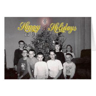 Rodning Vintage Christmas 1964-2006 Card
