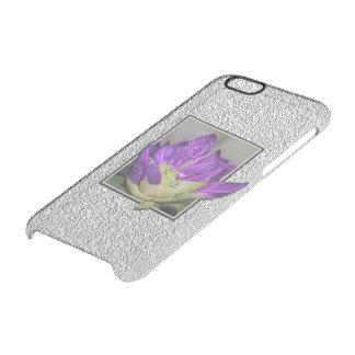 Rododendro Funda Clearly™ Deflector Para iPhone 6 De Uncommon