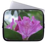 Rododendro púrpura funda ordendadores